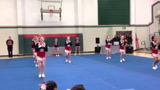 MYF Cheer Competition 2014