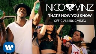 """Nico & Vinz"" & Kid Ink & Bebe Rexha - That's How You Know"
