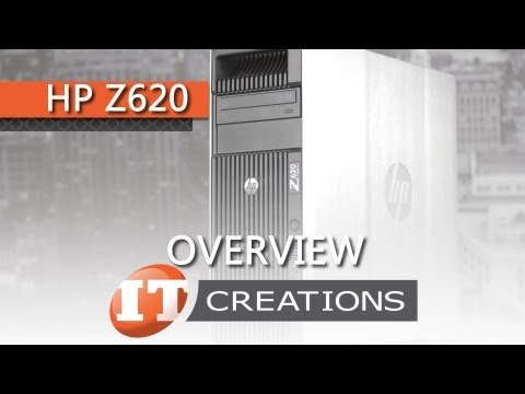 HP Z620 Workstation Overview ( IT Creations, Inc )