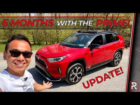 2021 Toyota RAV4 Prime XSE Ownership – Do We Still Like It & What's Next?