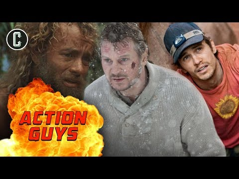 Greatest Survival Films: The Action Guys Take on Mother Nature.