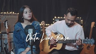 Download lagu Cinta Luar Biasa Andmesh Kamaleng Ipank Yuniar Ft Kiki Jecky Akustik Mp3
