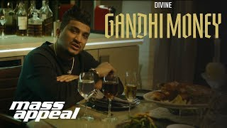 Official music video for Gandhi Money, from DIVINE's debut album, Kohinoor.  Stream Gandhi Money : http://umgi.lnk.to/GandhiMoney Stream Kohinoor : https://umgi.lnk.to/Kohinoor_Album  Audio Credits: Artist: DIVINE Lyrics: DIVINE Composers: Phenom, DIVINE Music Producer: Phenom Mixing & Mastering: Abhishek Ghatak  Video Credits: Production House: Tiger Baby  Director: Arjun Singh Producer: Gully Gang Entertainment Producer: Shwetanjali Rai (Tiger Baby) Executive Producer: Kalpana Kutty Cinematography: Yashveer Singh (Yogi) Editor: Anand Subaya Production Designers: Jyoti Tulsyan & Shravan Patil Wardrobe Stylist: Divyadarshini Saini Make Up: Yashvi (Fat Mu) Hair Stylist: Humera Shaikh (BBlunt) Choreographer: Pawan Rao Casting Director: Nandini Shrikent Casting Team: Ved Maddison, Nishchay Malik, Aditya Panday & Vivaan Vaidya DA: Rahil Badhwar First AD: Awaiz Electricwala Second AD: Sharanam Shetty Line Producer: Rahil Deshmukh Gaffer: Abdul 1st AC: Raju Colorist: Mac, Red Chillies Font Design: Sachin Bhatt Online: Amit Chitnis, Sally's Studio  Follow DIVINE: Instagram: https://www.instagram.com/Vivianakadivine Facebook: https://www.facebook.com/viviandivineindia Twitter: https://twitter.com/VivianDivine    Follow Gully Gang: Instagram - https://www.instagram.com/gullygangindia Facebook - https://www.facebook.com/GullyGangOfficial Twitter - https://twitter.com/gullygangindia   Follow Mass Appeal India:  Facebook : https://www.facebook.com/massappealindia/ Instagram: https://www.instagram.com/massappealindia/ Twitter : https://twitter.com/MassAppealIndia  #DIVINE #GandhiMoney #Kohinoor #GullyGang