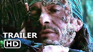 PIRATES OF THE CARIBBEAN 5 New Will Turner Trailer (2017) Dead Men Tell No Tales, Disney Movie HD