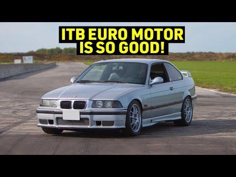 Rebuilding & Modifying a BMW Euro-spec E36 M3 - Part 2 of 2