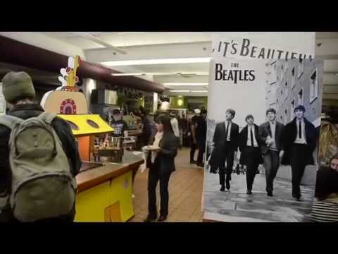 'Beatlemania' at the UM Food Zoo