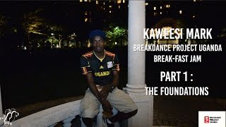 Kaweesi Mark (Breakdance Project Uganda/BreakFastJam) | Interview Feature 1 | #SXSTV