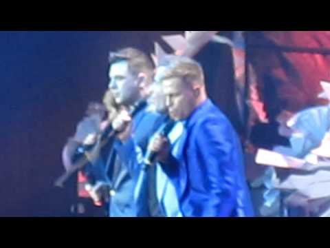 "Westlife Performing ""Uptown Girl"" (Live @ London's O2 Arena 24/05/12) Mp3"