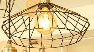 Подвесной светильник Eglo 49788 Denham от компании ПКФ «Электромотор» - видео