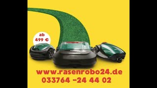 Robomow RS Installationsanleitung (German)