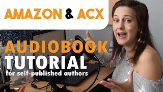 How to make an Audiobook | ACX tutorial for Children's Books