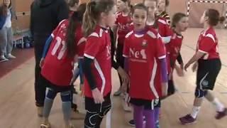 В Харькове прошли два турнира по женскому гандболу