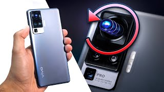 vivo X50 Pro Unboxing - World's first Rotating Camera