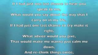Last Chance -ABK(with lyrics)