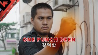 One Punch Man Parody