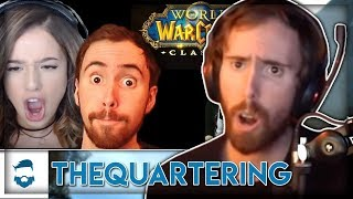 ASMONGOLD RAIDS CAVERNS OF TIME, WoW Classic Beta - Thủ