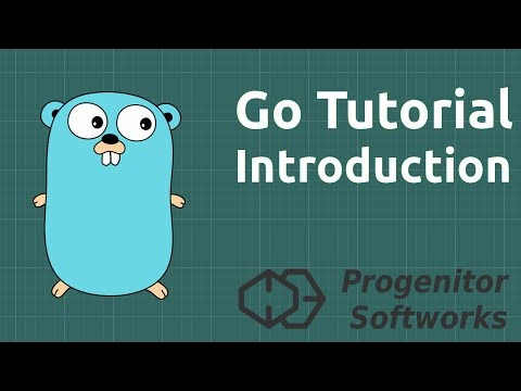 Go Programming Tutorial: Introduction