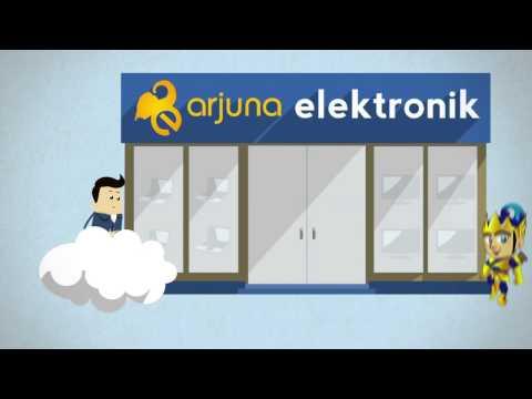 Video Arjuna Elektronik - Cicil Elektronik Tanpa Kartu Kredit