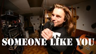 Adele- Someone Like You- Rock Cover (BMF Factory)