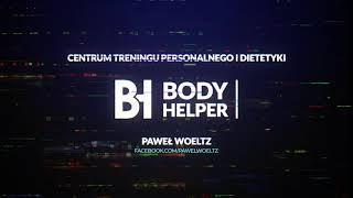 Logo BodyHelper- Paweł Woeltz