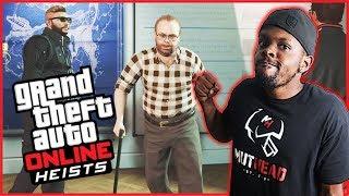 THE HEISTS ARE BACK - GTA Online Heist Gameplay