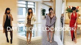 DATE NIGHT LOOKBOOK ft. Make Me Chic | DEUXLUXE