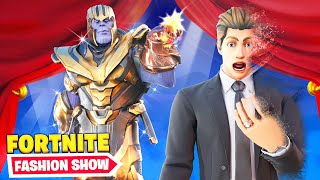 I Entered A Fashion Show As THANOS... IT WORKED!