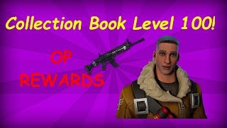 fortnite save the world collection book rewards