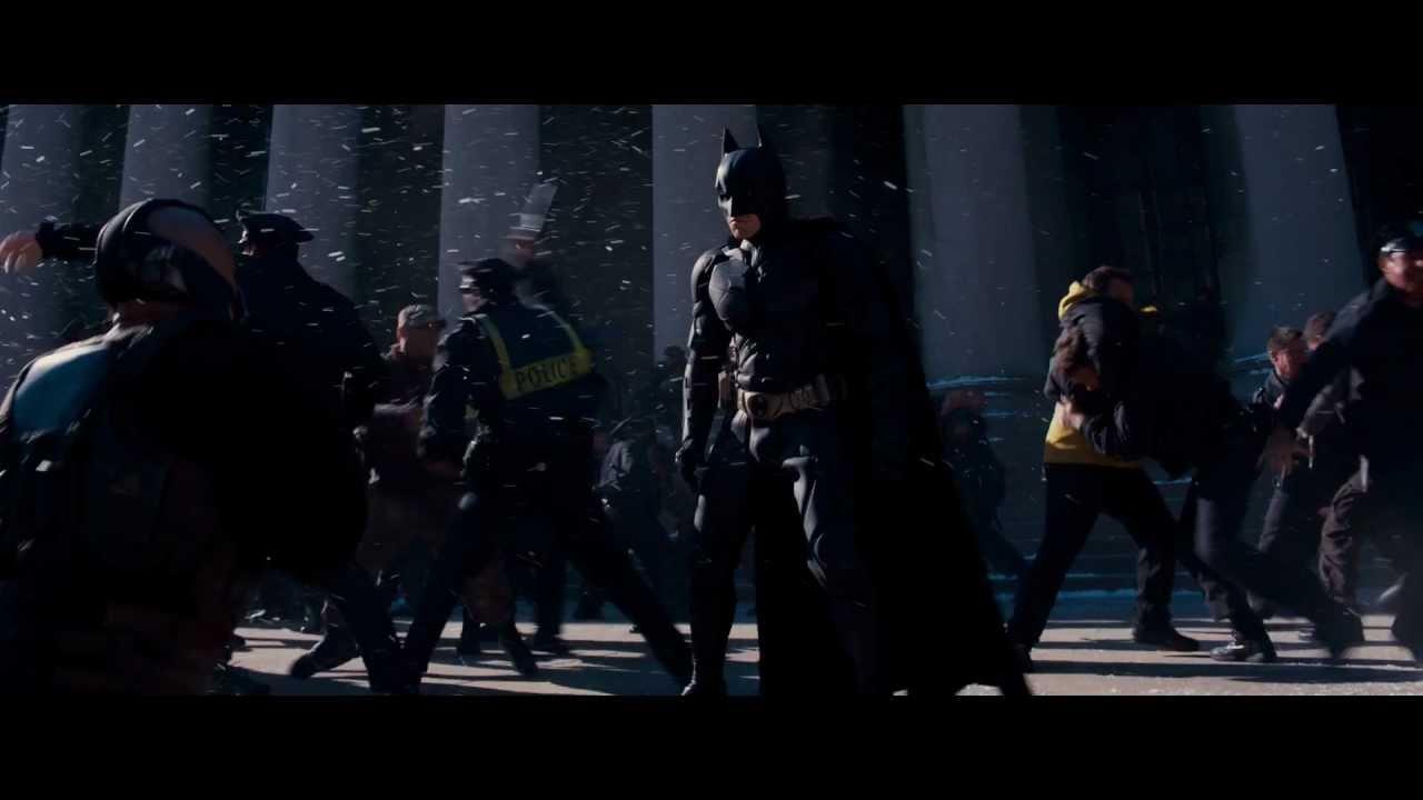 Video trailer för The Dark Knight Rises - Official Trailer #2 [HD]
