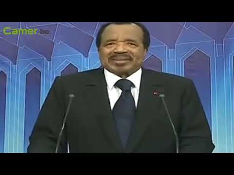 Discours de fin d'année de Paul Biya et de Maurice Kamto