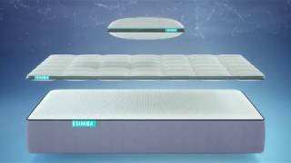 Simba Matras Review : Unboxing simba hybrid mattress day trial Дом новости и слухи