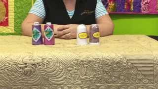 Differences Between Longarm Quilting Threads!