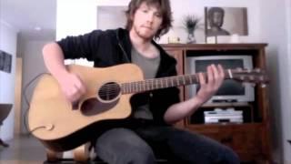 Luke Horsfield - Dark Road (Acoustic Fingerstyle Guitar)