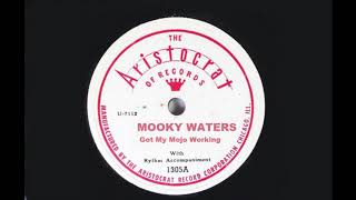 mooky waters