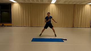 Full Body Workout mit Erik