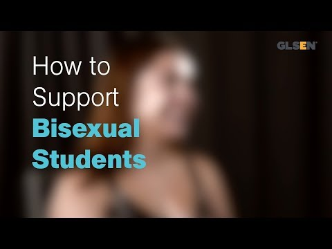 How to Support Bisexual Students