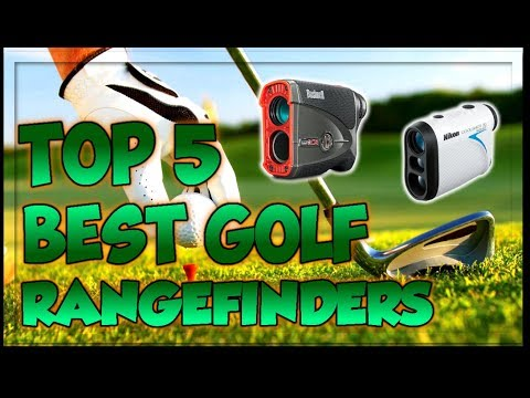 Best Golf Rangefinders 2018 ⛳  Golf Rangefinder Review- Golf Rangefinders With Slope