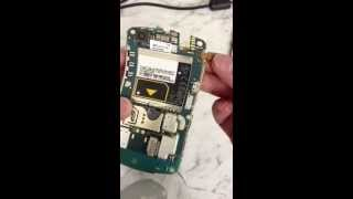 Blackberry Curve 9360 LCD Screen Replacement Remove Repair How To