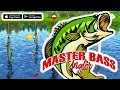 Catching Monsters In Master Bass Angler: Free Fishing S