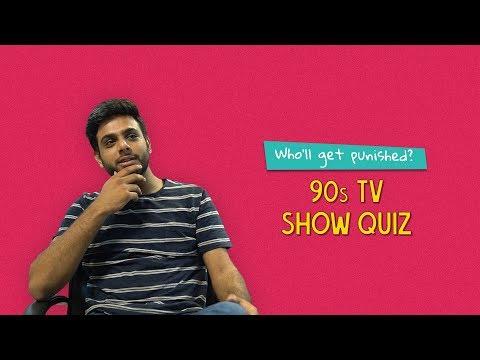 Who'll Get Punished? 90s TV Show Quiz   Ft. Kanishk & Antil   Ok Tested