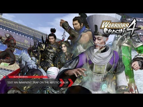 Warriors Orochi 4 - (SS-07) -  An Imminent Trap on the Mystic Realm (Chaotic Difficulty)