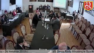 Film do artykułu: Sesja Rady Miejskiej w...