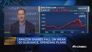 Amazon is a good long term investment, says Loup Ventures founder Gene Munster
