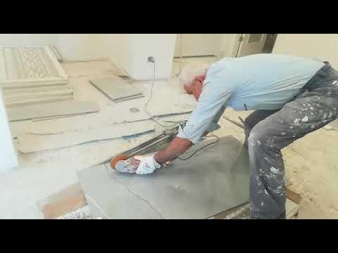 Granit Taş Döşeme ve Granit Taş Kesimi Videosu