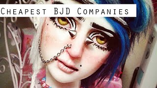 Cheapest BJDs And The Best Deals!