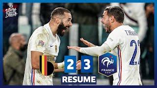 Belgium 2-3 France Semi-Final
