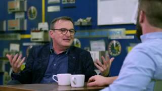 Prenez un café avec Louis Veilleux, président du Groupe Mundial - Manufacturiers Innovants