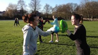 preview picture of video 'Boxing Boot Camp taking St Albans by storm www.benjacksonpt.com'