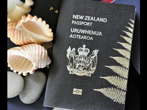 Получение Новозеландского Гражданства, Окленд/New Zealand Citizenship