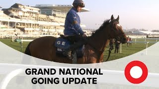 Grand National 2019: Andrew Tulloch With A Going Update And His Hopes For The Big Race